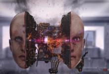 VFX Cyborghead