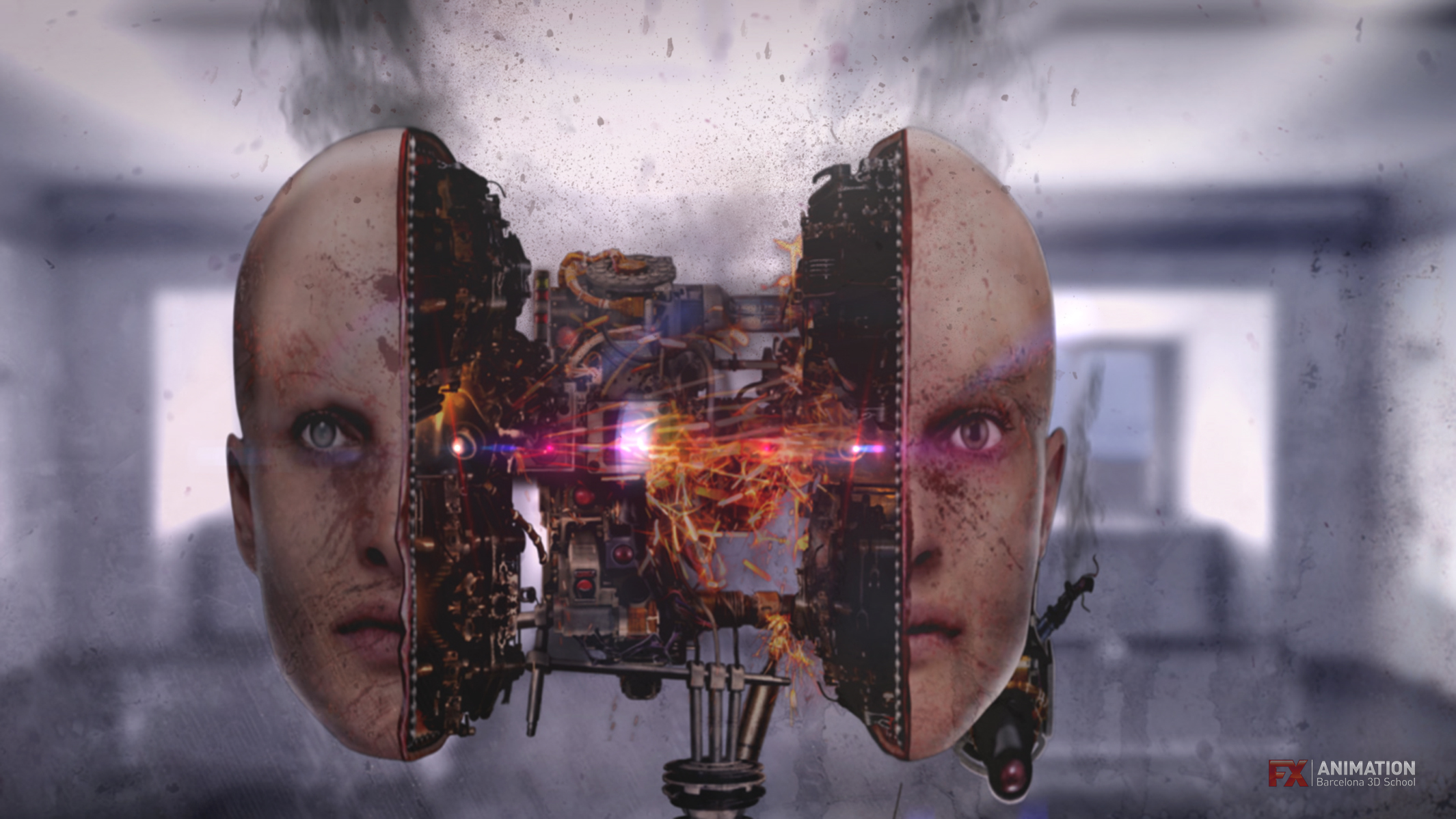 Cyborghead | Visual Effects