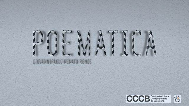Poematica, Interactive Installations